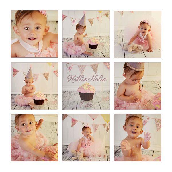 ønsker 1 års fødselsdag