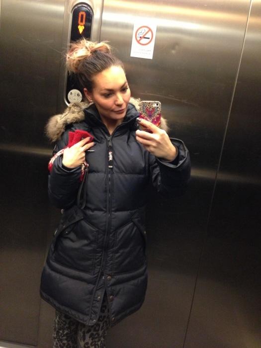 2a87bfa2 Min Pajar vinter jakke…   Mascha Vang